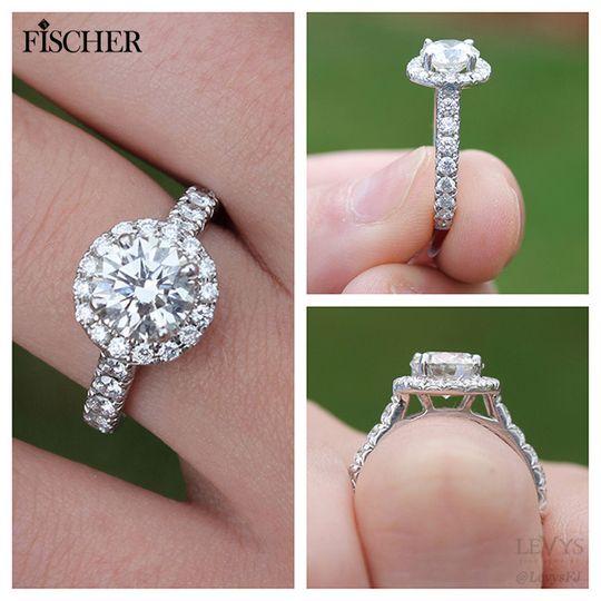 Levys Fine Jewelry Jewelry Birmingham AL WeddingWire