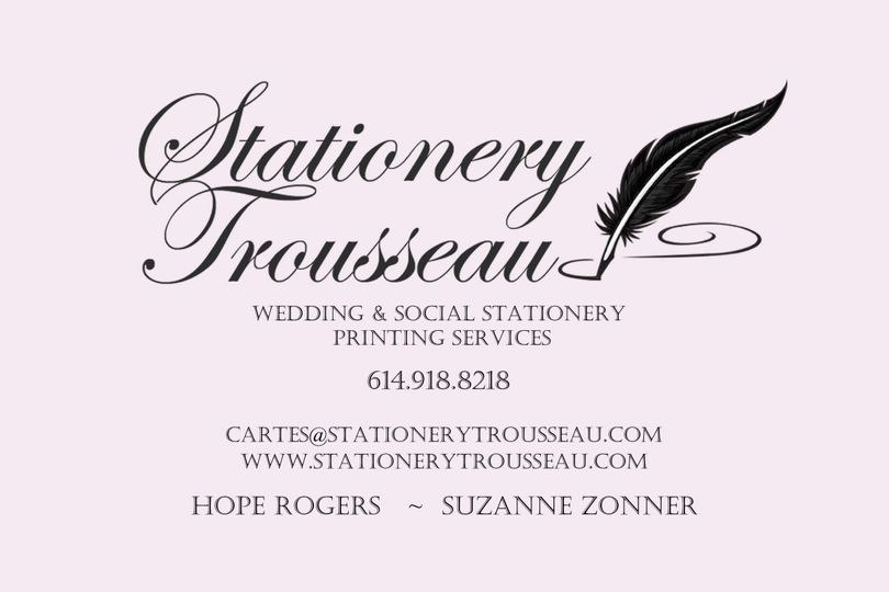 Stationery trousseau invitations westerville oh weddingwire 800x800 1371045341652 3149rrn4227aomncarlson craft 800x800 1371045296769 business card new upload to facebook stopboris Gallery