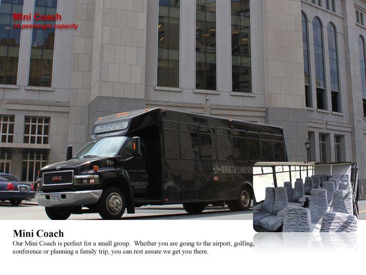Tmx 1396283346725 Bermuda Limousine European Overviewpage1 Bronx wedding transportation
