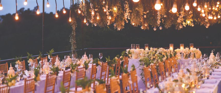 Beautiful receptions