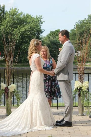 River view ceremony