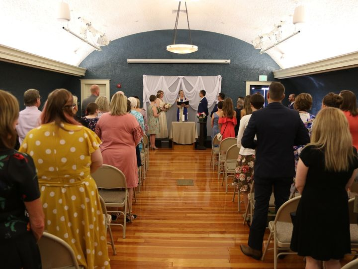 Tmx Ceremony 34 51 776098 1565277436 Fort Atkinson, WI wedding venue