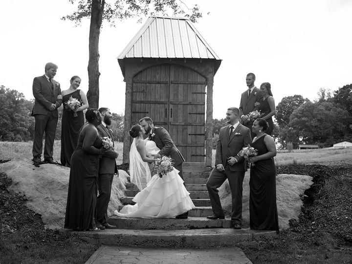 Tmx Black White Wedding Party On Lake Staris Copy 51 1018098 157819361982090 Walnut Cove, NC wedding venue