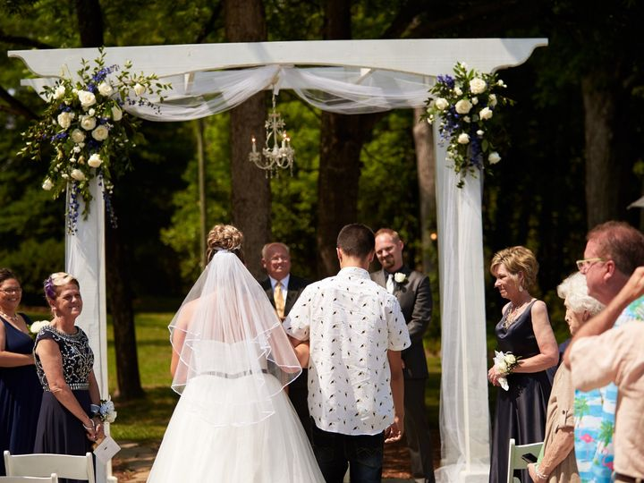 Tmx Bride Walking Down Isle 51 1018098 157819364727786 Walnut Cove, NC wedding venue