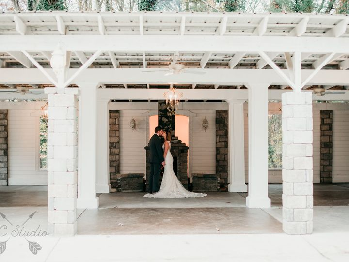 Tmx Couple In Pavilion 51 1018098 Walnut Cove, NC wedding venue