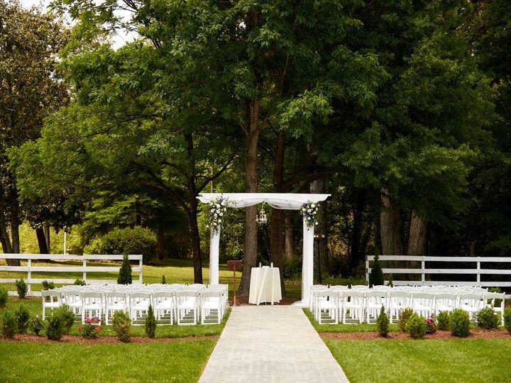 Tmx Garden Ceremony 1 51 1018098 157819362920055 Walnut Cove, NC wedding venue