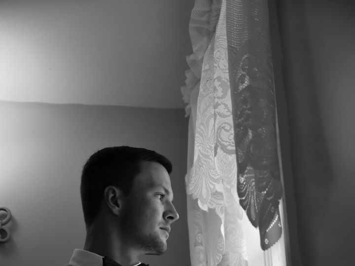 Tmx Groom Staring Out Window 51 1018098 157819365727854 Walnut Cove, NC wedding venue