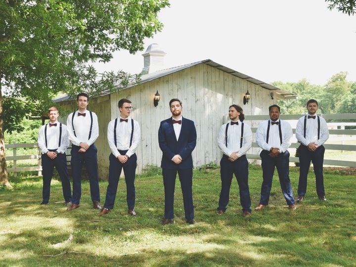 Tmx Groomsmen Outside Stallion Barn 51 1018098 157819364588774 Walnut Cove, NC wedding venue