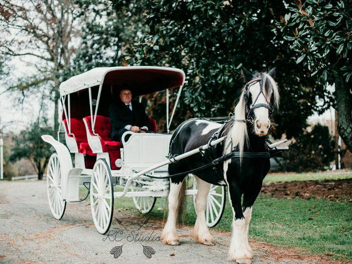 Tmx Horse Carriage Tree 51 1018098 157819366284156 Walnut Cove, NC wedding venue