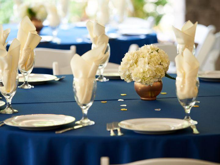 Tmx Navy Table W Ivory Napkin 51 1018098 157819365443456 Walnut Cove, NC wedding venue