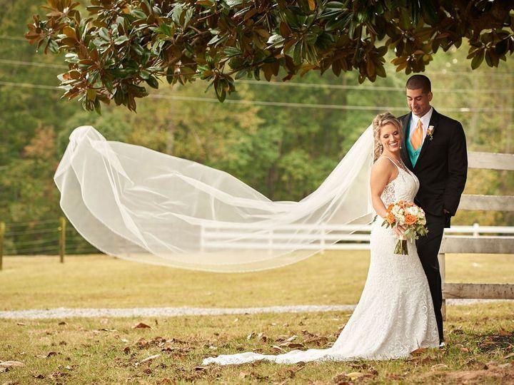 Tmx Ryan Brittany Under Magnolia In Garden 51 1018098 157819364153489 Walnut Cove, NC wedding venue