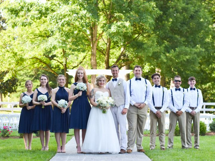 Tmx Wedding Party Ceremony Garden 51 1018098 157819364569457 Walnut Cove, NC wedding venue