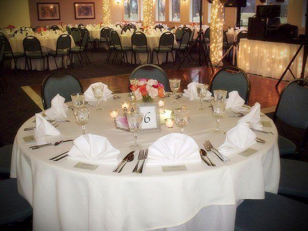 Our Elegant Banquet Room