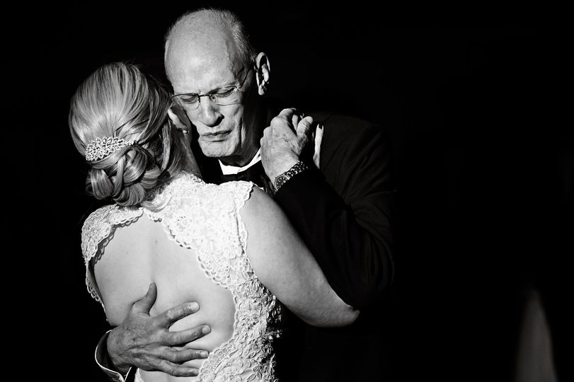 Father-Daughter First Dance