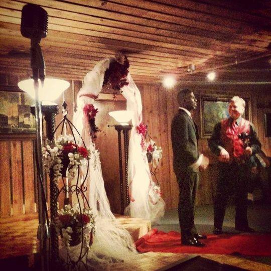Mitchell Wedding.