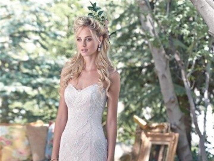Tmx 1452196921372 Maggie Sottero3 16 Annapolis, Maryland wedding dress