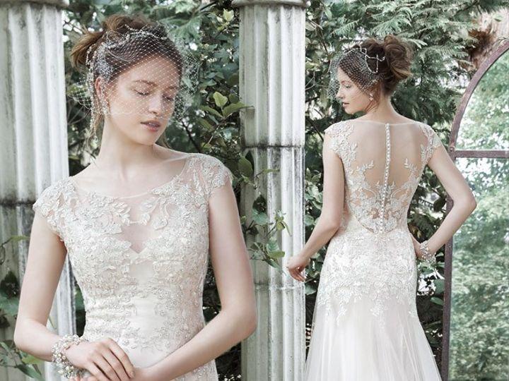 Tmx 1452197000297 Maggie Sottero10 16 Annapolis, Maryland wedding dress