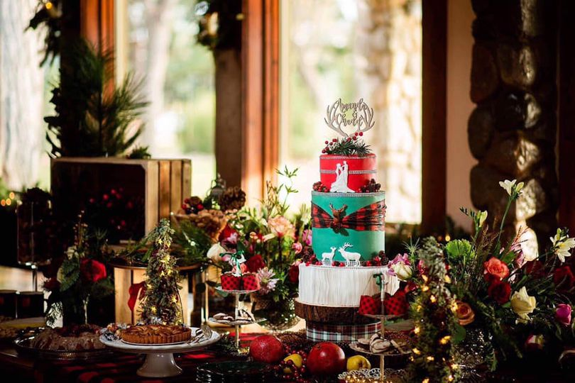 Christmas themed Photo by: SarahGoffPhotography