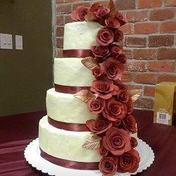 Tmx 1535485667 Bb574a1a51fa1704 1535485667 7bb689df5b2b7455 1535485667123 1 CAKE1 Fort Collins, Colorado wedding cake