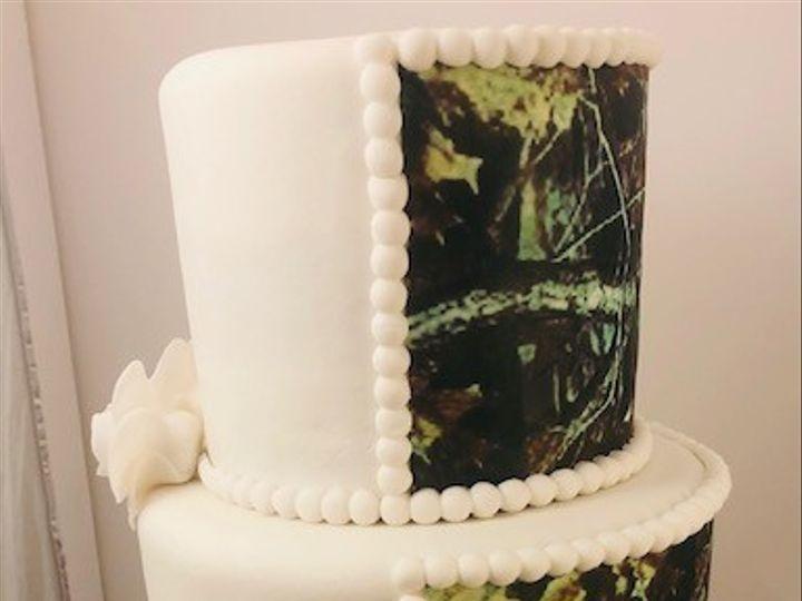 Tmx Camocake 51 601198 1568823724 Fort Collins, Colorado wedding cake