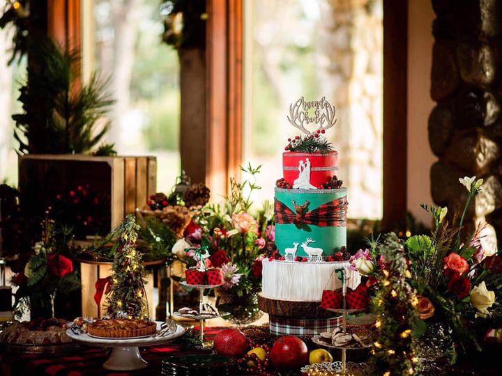 Tmx Christmascake2 51 601198 V1 Fort Collins, Colorado wedding cake