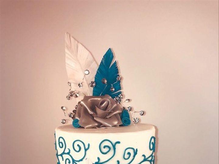 Tmx Masqueradecake 51 601198 1568823781 Fort Collins, Colorado wedding cake