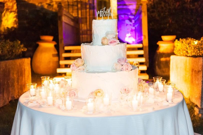 Wedding cake Michela Lunardi Events