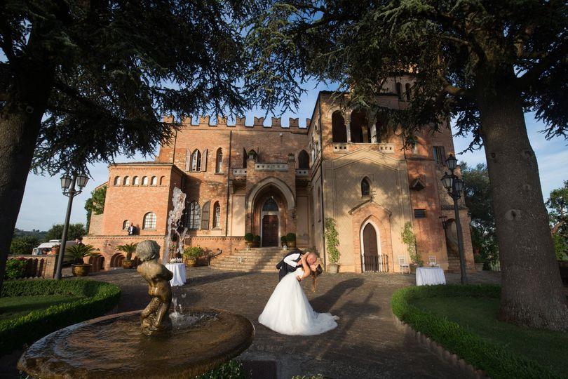 Wedding at the castle Michela Lunardi Events