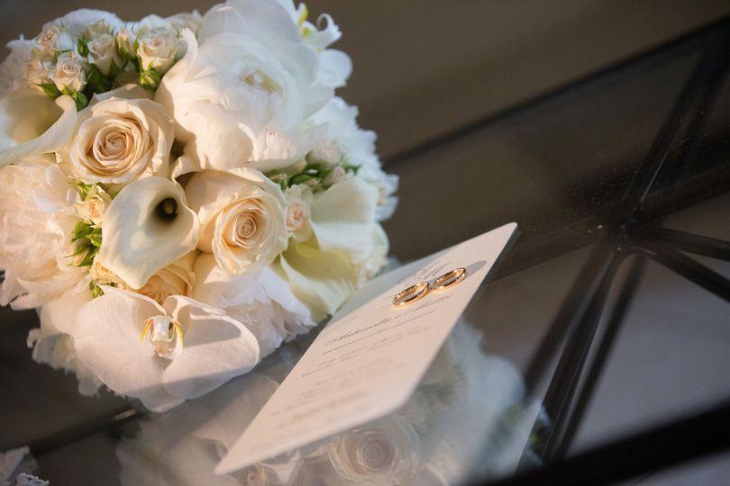 My bride's bouquet Michela Lunardi Events