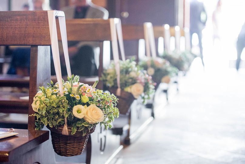 Country chic wedding Michela Lunardi Events