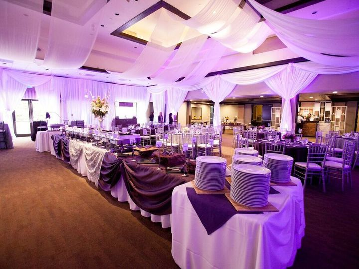 Tmx 1518116132 Baa9e23548d72c58 1518116130 F86bd7d25a6f9bca 1518116038759 1 Ballroom Draping Long Beach, CA wedding venue