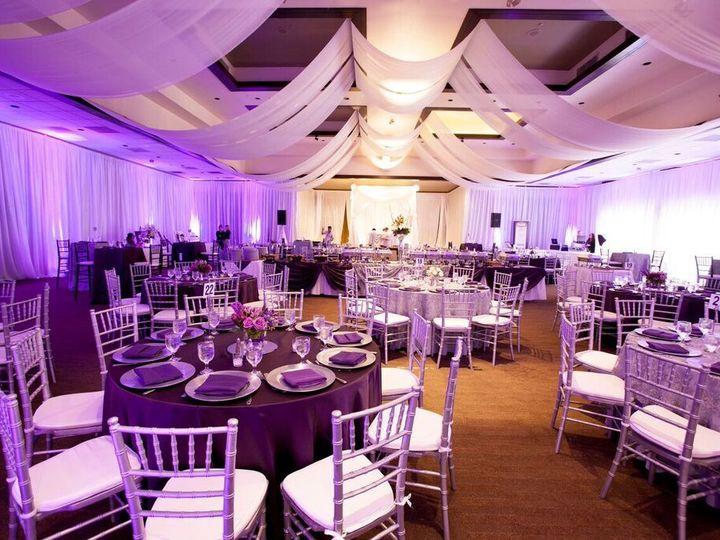 Tmx 1518116737 F812358b11e9d99a 1518116736 50fd25db14f52f99 1518116649986 1 Ballroom  Purple 2 Long Beach, CA wedding venue