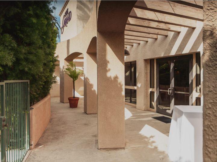 Tmx Ballroom Patio 51 21198 Long Beach, CA wedding venue