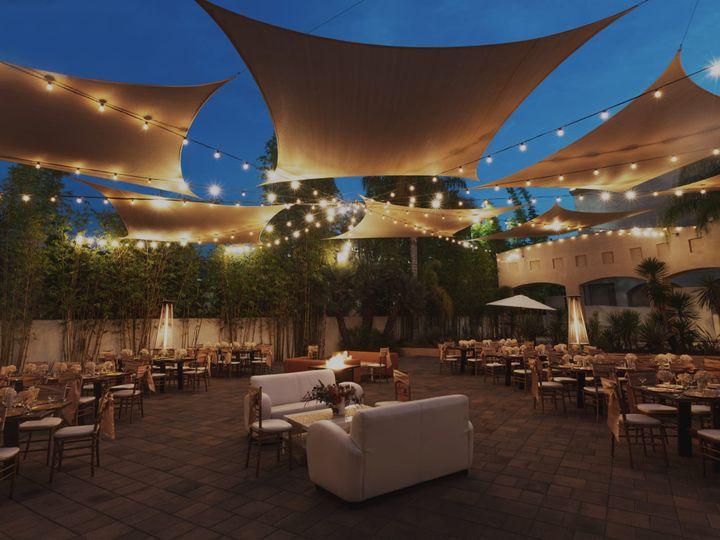 Tmx Palm Terrace Nighttime Social 51 21198 Long Beach, CA wedding venue