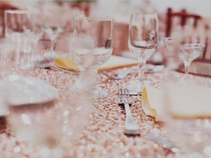 Tmx Table Setup Detail 51 21198 Long Beach, CA wedding venue