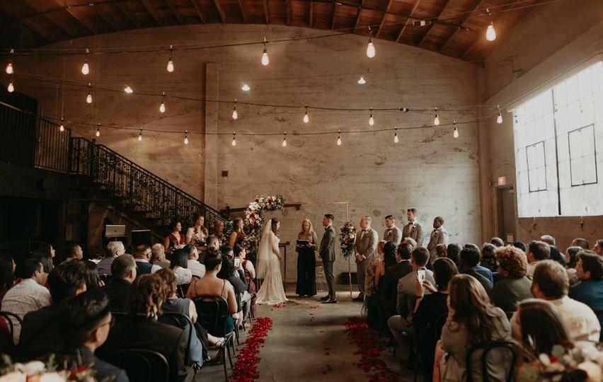 luce loft wedding ceremony 51 571198 159413475871799