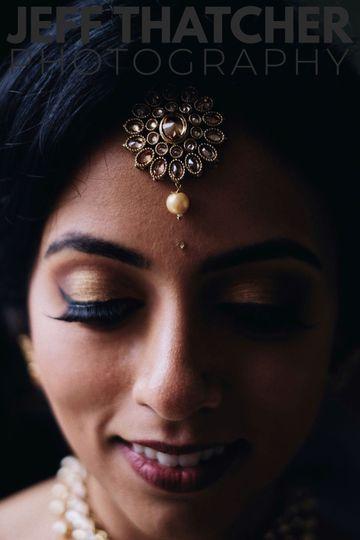 Sindhoora's Stunning Indian Engagement