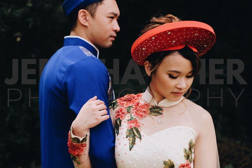 Sandra and Viet's amazing Vietnamese wedding