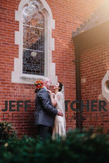 Georgetown chapel wedding