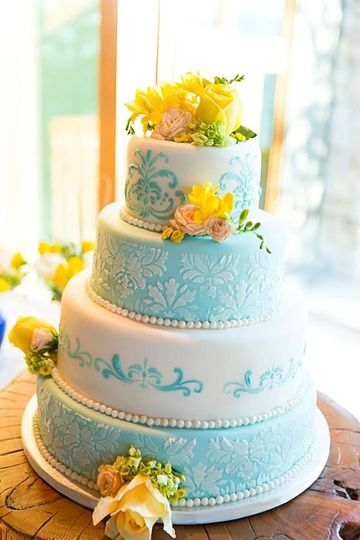 Flour Girl Wedding Cakes South Lake Tahoe Ca