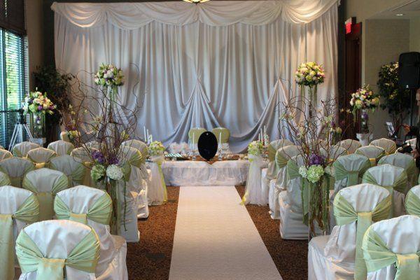Tmx 1335811701908 Indoorceremony Park Ridge wedding eventproduction