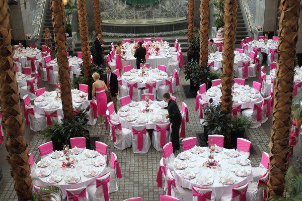 Tmx 1335811838777 Receptionhall Park Ridge wedding eventproduction