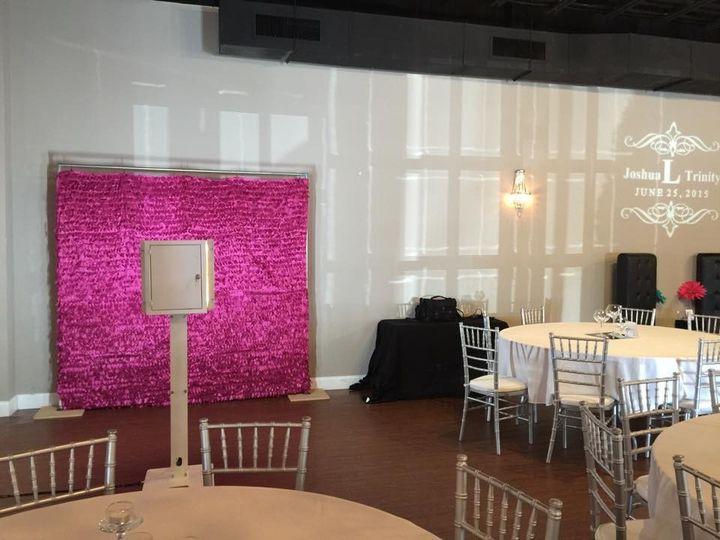 Wedding/Event Setup