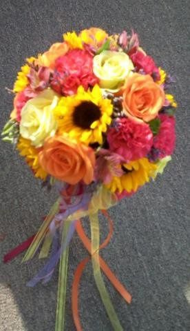 Silver Fox Florist Wedding Flowers Ohio Cleveland Erie And