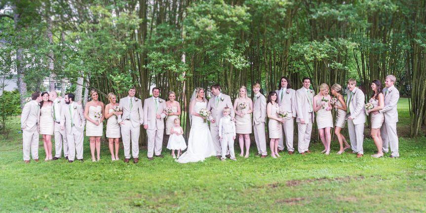 Huntley Wedding