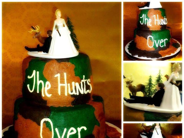 Tmx 1411572933885 44 Tulsa, OK wedding cake