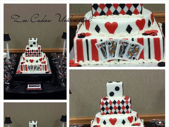 Tmx 1411572976046 34 Tulsa, OK wedding cake