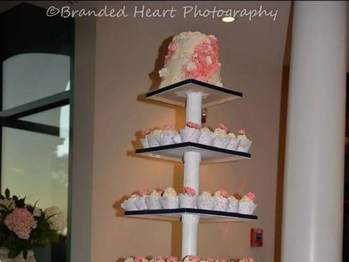 Tmx 1414097551767 105169319696921230453551827937663n Tulsa, OK wedding cake