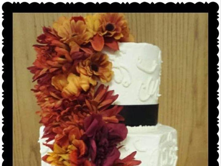 Tmx 1414097554948 10656333946027922078442859239297n Tulsa, OK wedding cake