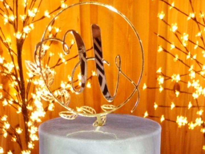 Tmx Photogrid 1548871340995 51 678198 157914621932768 Tulsa, OK wedding cake